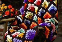 Crochet and Knitting Stuffs