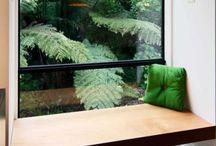 garden; 창밖풍경