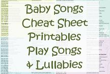 Babies songs / The most simple songs