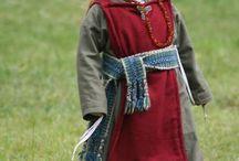 Vikinga&medeltida kläder