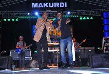 2face & Faze Re-Unite In Makurdi (Photos)