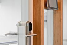 Doors / Maars supplies a large variety of doors, from standard doors to specially developed doors with fire resistance up to 60 minutes and acoustic insulation values up to 44 dB.