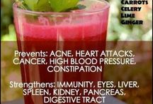 Thyroid juice, heart etc remedy juice