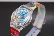 Batman Watch / 100% Brand New In good condition Special For Batman Fans Band: plastic High quality Japan quartz movement The new non-toxic pvc material, waterproof Available with normal wrist.  goo.gl/EErJby
