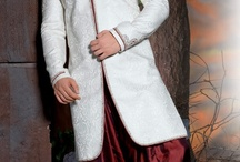 Wedding Indo-western Sherwani / Man's Wedding Sherwani Collection