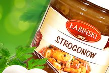Pomysł na smaczny i prosty obiad -Łabimex Eksplozja Smaku / Przepisy, smaczne i innowacyjne dania gotowe, przetwory warzywne