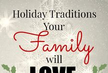 Family Traditions and Rituals