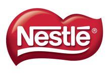 Nestle brand logo