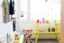 hurmaavat lastenhuoneet / Lastenhuoneita tyylillä.