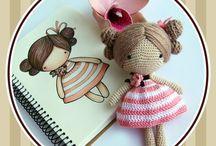 Bambole Di Uncinetto