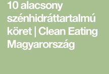 Tiszta étkezés