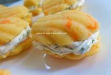 istiridye patates salatasi