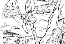 Bugs Bunny / All things bugs!