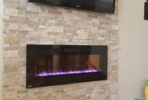 CHIMECAL: Electric & Gas Fireplace