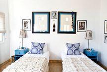DORMITORIOS INVITADOS / GUEST BEDROOM