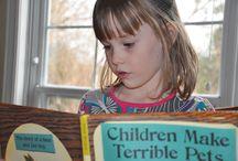 things to read / by Debbi Bullard Christiansen