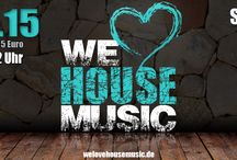 We Love House Music #6 / ☰ 27.03.15 ☰ Eintritt frei bis 22h ☰ ab 18 Jahren ☰  ★ DRINKS SPECIAL ★ ► 2 for 1 auf alle Getränke bis 24 Uhr (2 bestellen, 1x Zahlen)  WE LOVE HOUSE MUSIC ♫♫ Jeden letzten Freitag im Monat! Im Musik Langenfeld.  w/ Sascha Pütz / UniTy / Rene Petti / Andi4Sound