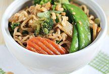 Noodle or Ramen