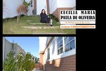 Meus projetos!!!! My projects!!! Arquiteta Cecilia Maria Paula de Oliveira!!!