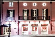 New Orleans Wedding Venues / Brennan's Restaurant in the New Orleans French Quarter