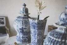 Blue and White / by Miss Stella