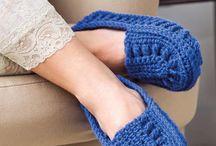 ножки в тепле