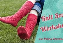 Knitting Goodies / by Melanie Mitchell