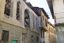 Diyarbakır Sokakları- Suriçi / Taşlı dar sokaklar, tarihi binalar