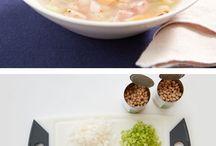 Soup / Got broth? Let's make soup.