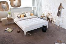 VIVANTE | SLAAPKAMER / Raak geïnspireerd door de strakke en sfeervolle pvc en vinyl vloeren van vivante voor op uw slaapkamer.