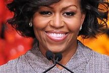 First Lady Michelle Obama / by Verna Jacobs