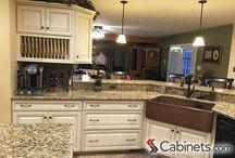 Kitchen Organization / by Cabinets.com
