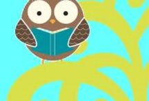 Owls at the Library