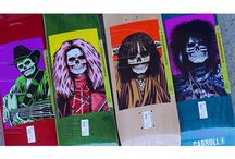 \\ DECKS \\ / Skateboard Decks, Collabs, Art, All the Goodness we Love