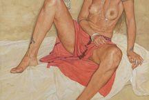 Painting. Riccardo Manelli