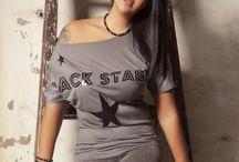 Camisetas Black Stars / Camisetas, Moda
