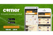 Corner App / Inapub has launched its nationwide pub locator app, Corner, for iOS and Android.   Corner gives football lovers across the UK access to its database of more than 50,000 pubs so they are never far away from watching the action.   Corner makes it effortless to find the perfect place to watch any game with its simple and slick user interface and is easy to use.   It is the must have football fans' app!