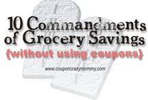 Best Ways to Save Money / Learn how to save money on groceries, at the movies, on travel an MORE!