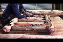 log bed creation