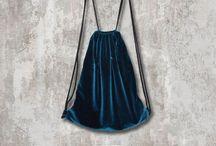 backpack and bag / Znajdziesz tu rzeczy uszyte z pasji i zamiłowania do designu, recyklingu i upcyklingu.