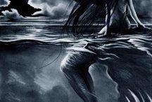 Mermaids & Mythology / by Layla Tuesday