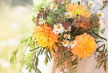 Wedding flowers - summer