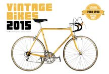 The Vintage Bike Calendar 2015
