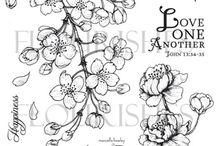 Tatuajes / flores