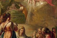 Ha del arte. Iconografía / Origen del cristianismo, a través de la observacion del arte