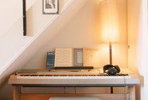 Mueble para teclado electronico / Mueble para teclado Casio CTK 4400