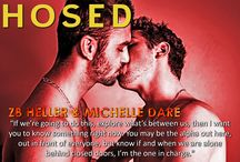 Hosed / A M/M short story I co-wrote with ZB Heller.