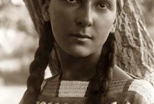 woman sioux