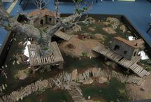 Malifaux terrain and other