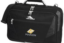 Embroidered Bags / Custom embroidered bags give your logo a touch of class and a durable message they'll appreciate for a long time!